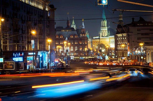 Как пропускают спец транспорт в России